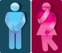 недержание у мужчин и женщин